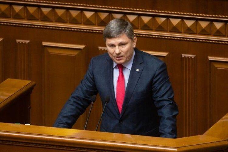 Герасимов: «Вимагаємо від Зеленського негайно підписати «антиколомойський» закон»