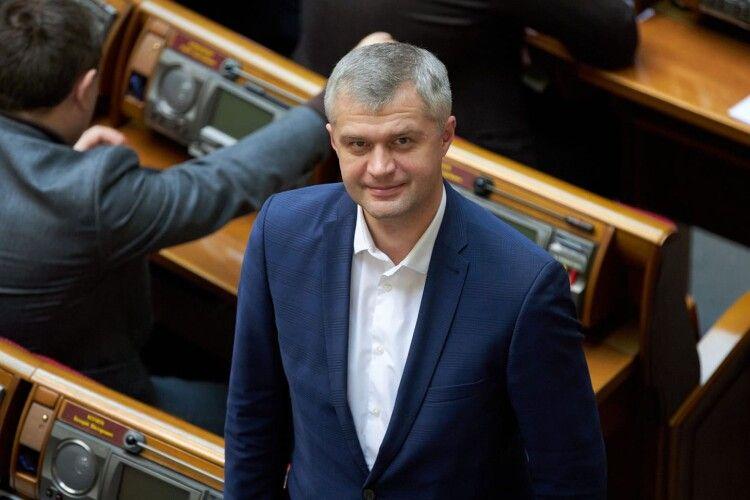 Нардеп з Волині пояснив за що Горохівська громада отримала понад 3 мільйони гривень