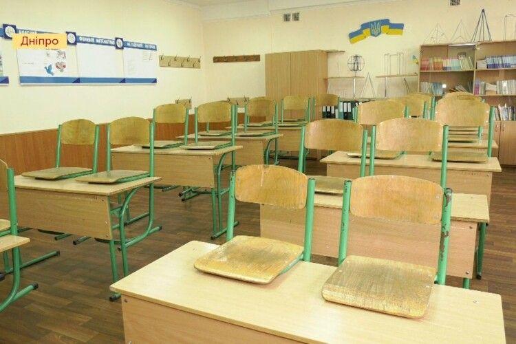 На Рівненщині – півсотні школярів на самоізоляції через коронавірус