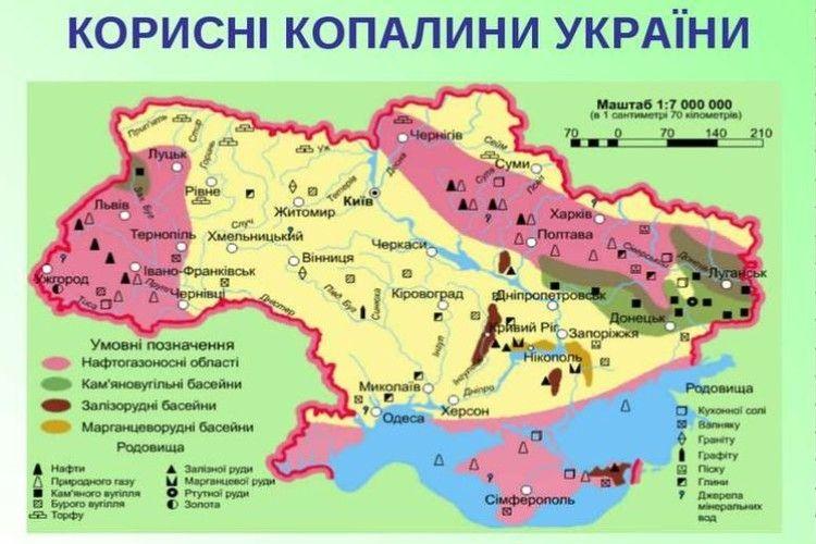 Скільки коштують надра України?