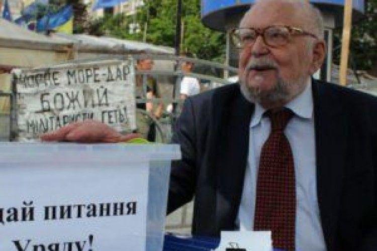 Не стало українського філософа Мирослава Поповича