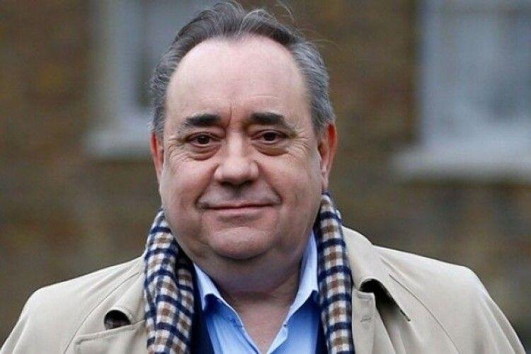 Екслідер Шотландії боротиметься за незалежність своєї країни від Великої Британії