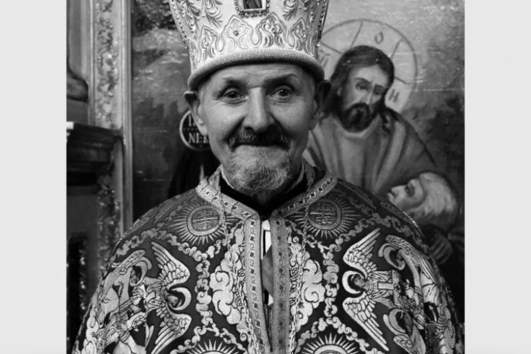 На Волині помер настоятель храму, який 40 років життя віддав своїй парафії