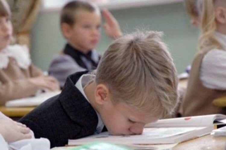Біля Луцька закривають школу, а з дітьми не знають, що робити (Відео)