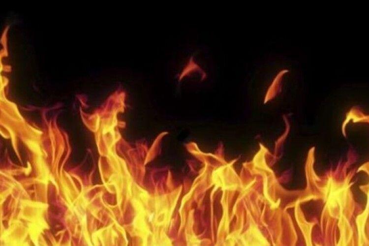 У Ковелі під час зварювальних робіт загорівся будинок