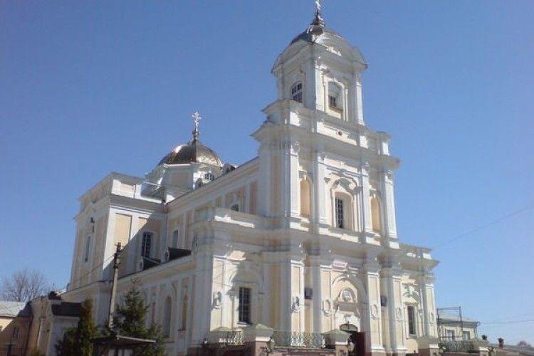 У неділю лучани заговлятимуться перед кафедральним собором Святої Трійці