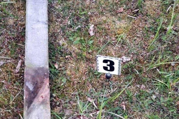 На Рівненщині заарештували 18-літнього бузувіра, який на другий день Великодня забив штахетиною до смерті односельця (Фото)