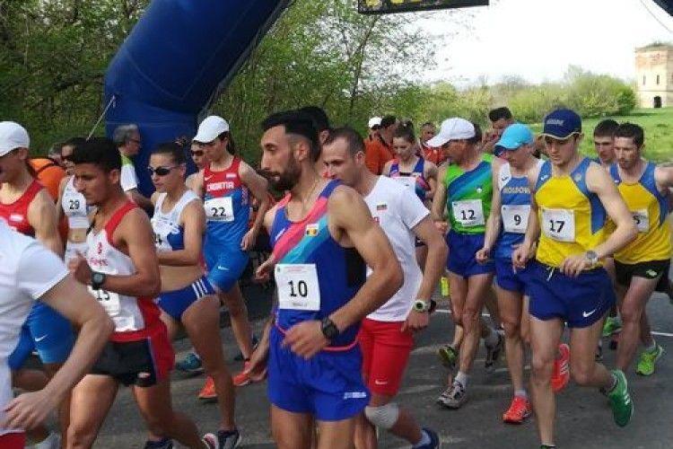 Українці уперше виступили та перемогли на чемпіонаті зі спортивної ходьби на Балканах