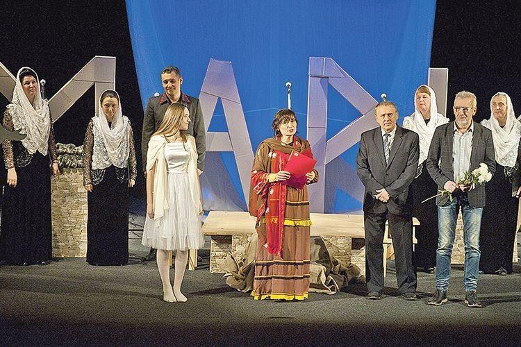 До лучан промовляла Шевченкова «Марія»