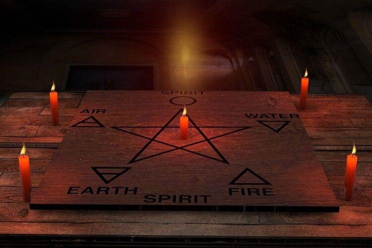 Чоловіка зарубали сокирою під час магічного ритуалу (Фото)