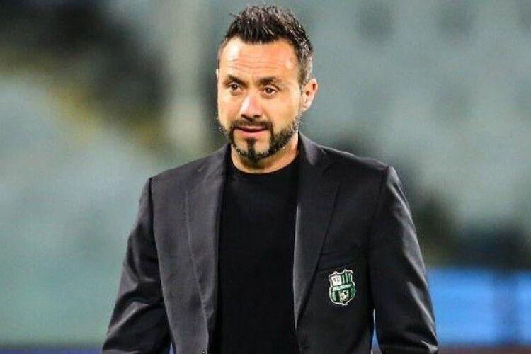 Новим головним тренером «Шахтаря» може стати 41-річний італієць Роберто де Дзербі