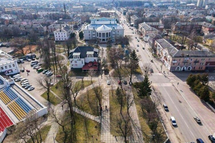 У Нововолинську буде пам'ятник учасникам Революції Гідності та воїнам АТО