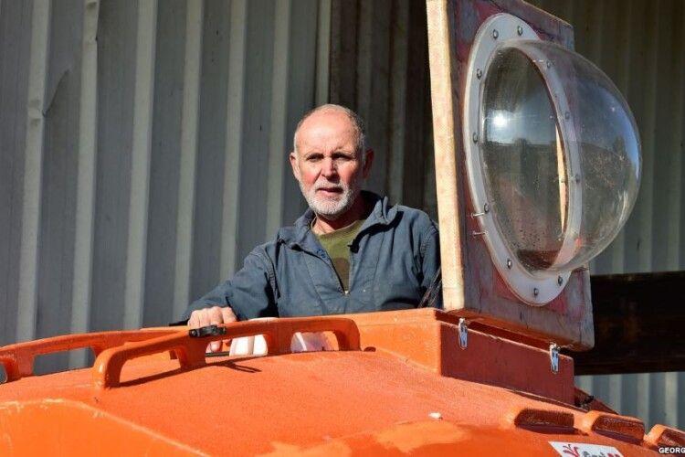 72-річний француз переплив Атлантичний океан убочці