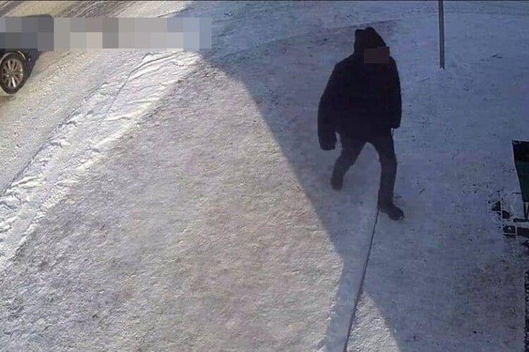 У Володимирі-Волинському спіймали грабіжника скриньки з пожертвами