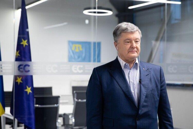 Український конгресовий комітет Америки закликав Зеленського припинити репресії проти Порошенка