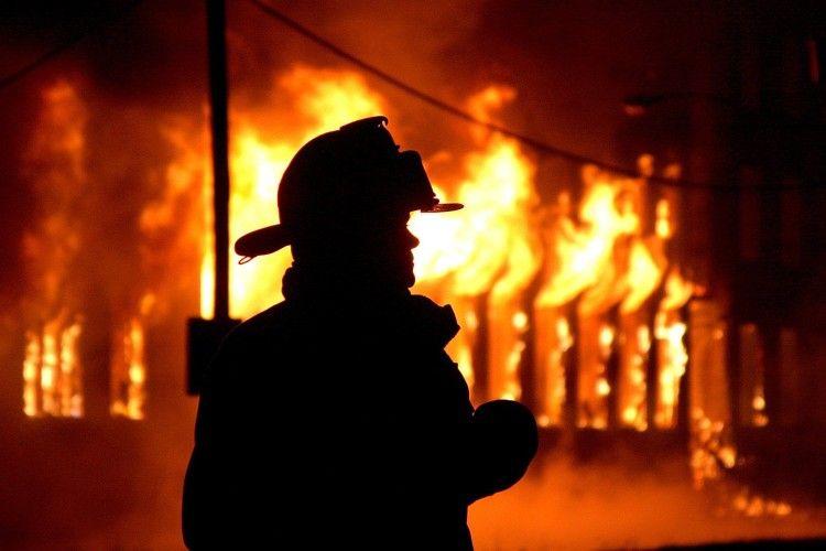 На Іваничівщині через пічне опалення горів будинок