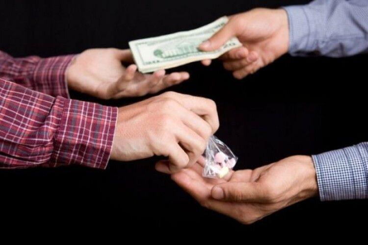 Тим, хто продавав наркоту на Волині, доведеться надовго попрощатися зволею
