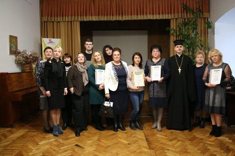 Семикласник з Волині дослідив історію церкви і здобув першу премію обласного конкурсу