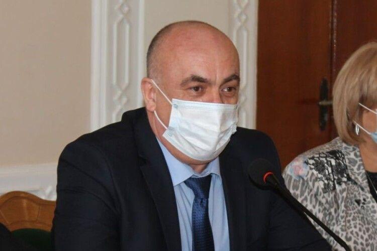 Кого призначили директором департаменту соціального захисту населення Волинської ОДА