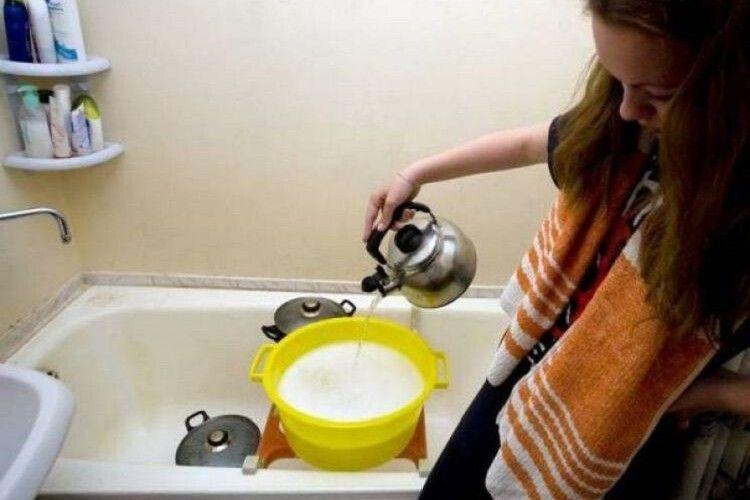 У Луцьку чимало багатоповерхівок не отримають гарячої води, як було заплановано