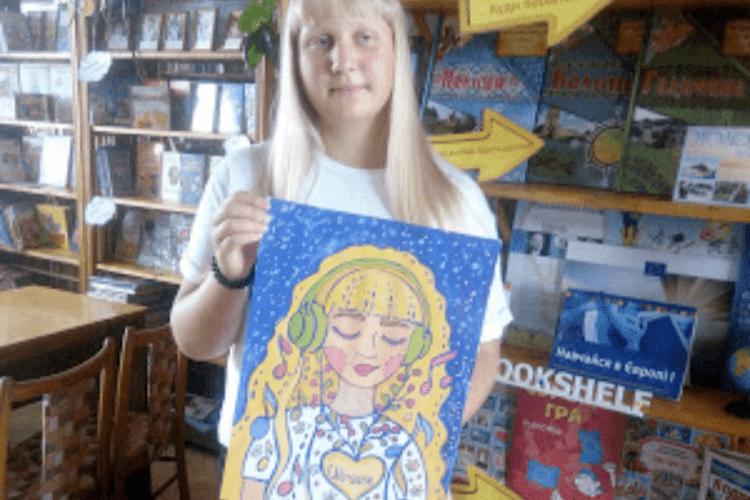 Дівчинка з Любомля перемогла в Міжнародному дитячому конкурсі