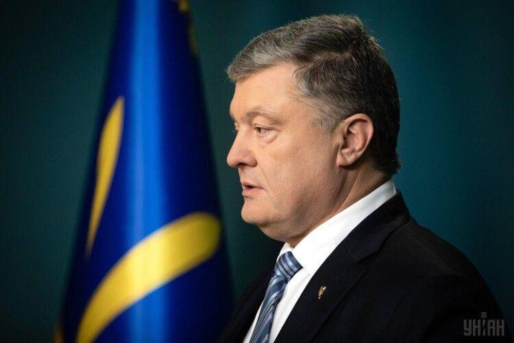 Президент Порошенко закликав посилити міжнародні санкції проти Росії