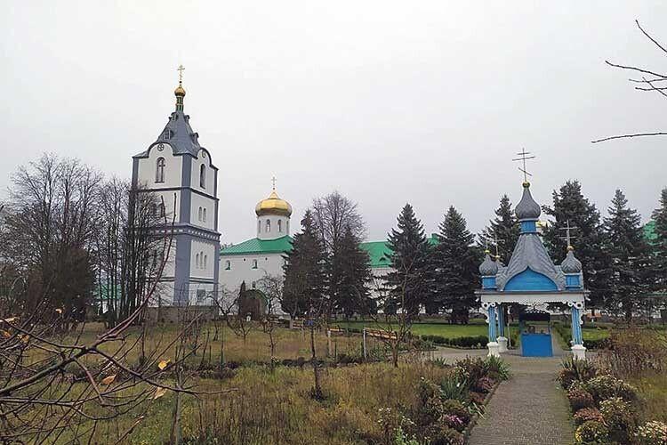 «Ви— розкольник! Українською благодать непередається…»