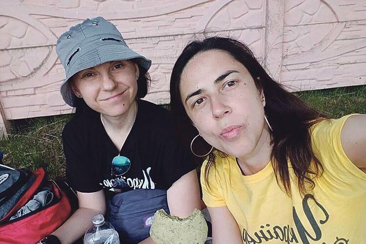 Письменниця з Рівного вирушила пішки до Одеси