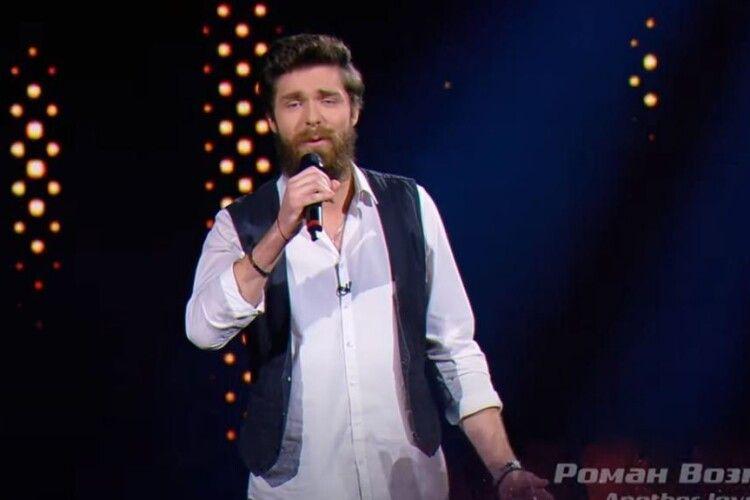 Суперник заспівав ліпше: барбер з Луцька покинув шоу «Голос країни»