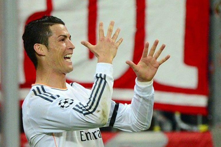 5 голів Роналду здолали «Баварію» (Відео)