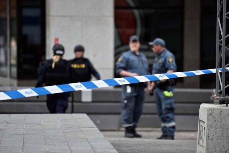 У Стокгольмі закрили метро та урядові установи