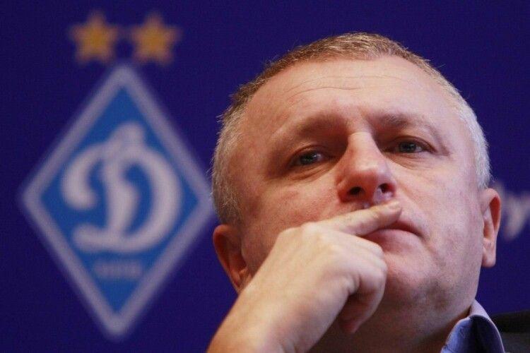 Президент «Динамо» Ігор Суркіс заявив, що ніякої Суперліги не буде