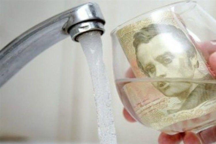 У Луцьку почали діяти нові тарифи на воду