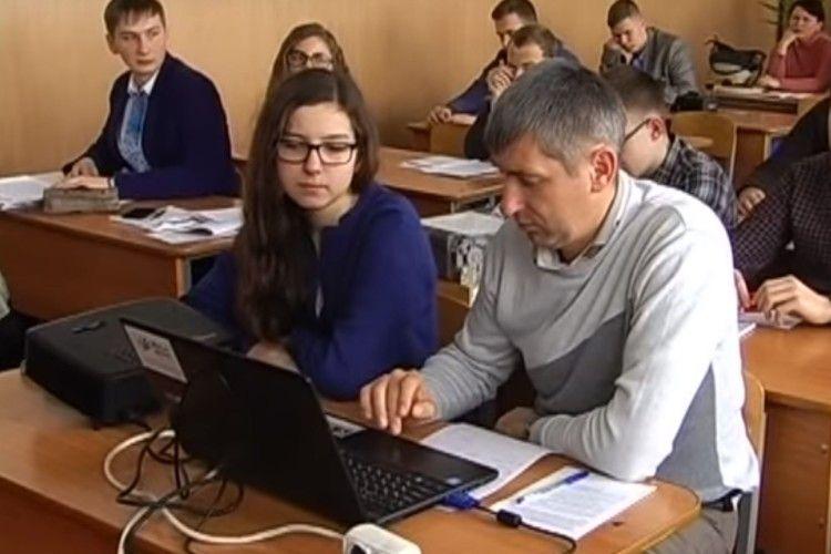 Півтисячі волинських школярів захищали власні науково-дослідницькі роботи (Відео)