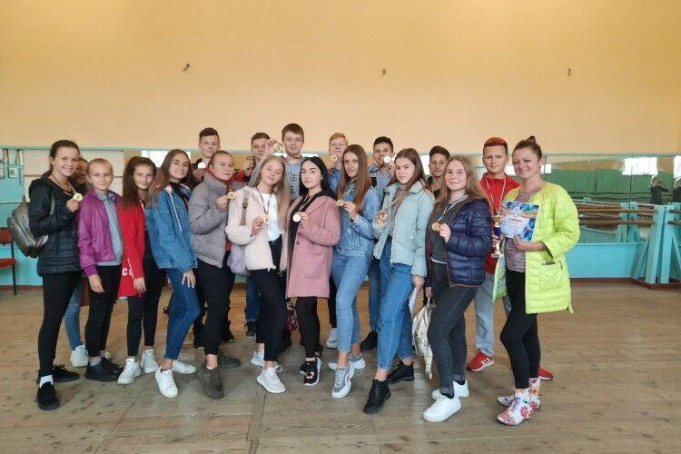 Нововолинський танцювальний колектив переміг у міжнародному фестивалі