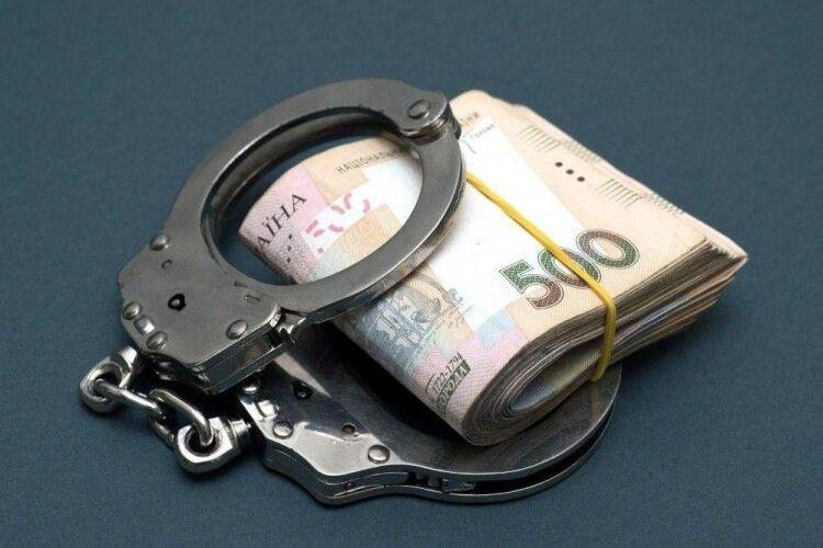 Директор приватного підприємства на Волині привласнив понад 700 тисяч гривень бюджетних коштів