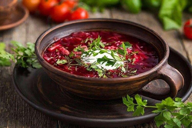 Борщ увійшов до двадцятки найсмачніших супів світу за версією CNN
