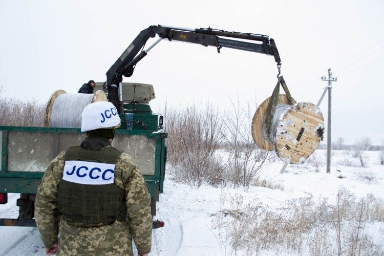 Доба в зоні ООС: російські окупанти стріляли з мінометів і закидали міни