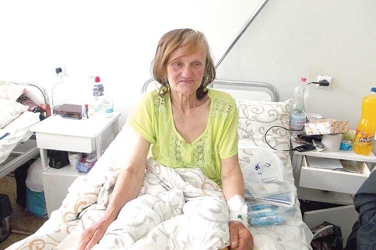 «Після операції прийшла дотями— авмене єнога! Немогла повірити втаке диво…»