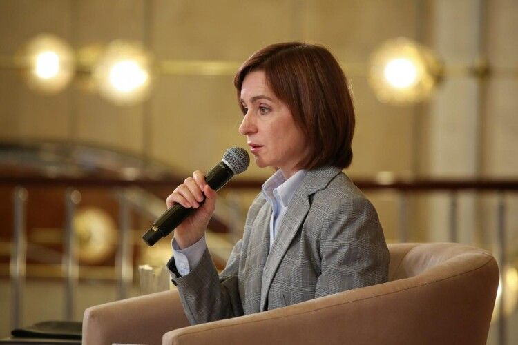 Президент Молдови Майя Санду розпустила парламент і призначила дострокові вибори