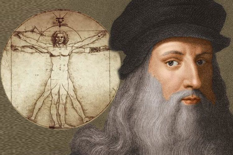 Таємний код Леонардо да Вінчі