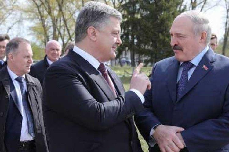«Білоруси можуть приїхати в Україну тільки на тракторі»