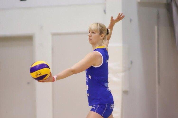 Волейбол: українська зв'язка гратиме на Кіпрі (Фото)