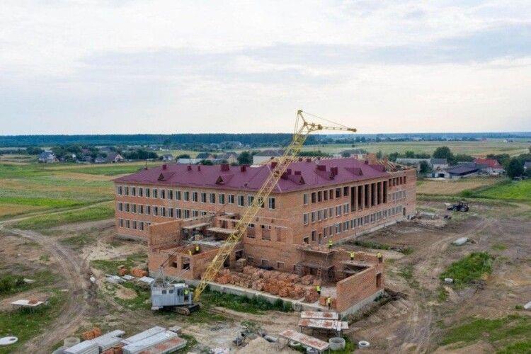 Гроші на будівництво чотирьох волинських шкіл переполовинять для інших інвестпроєктів