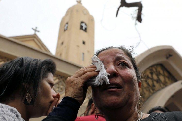 В Єгипті знову вибух біля церкви – цього разу в Александрії