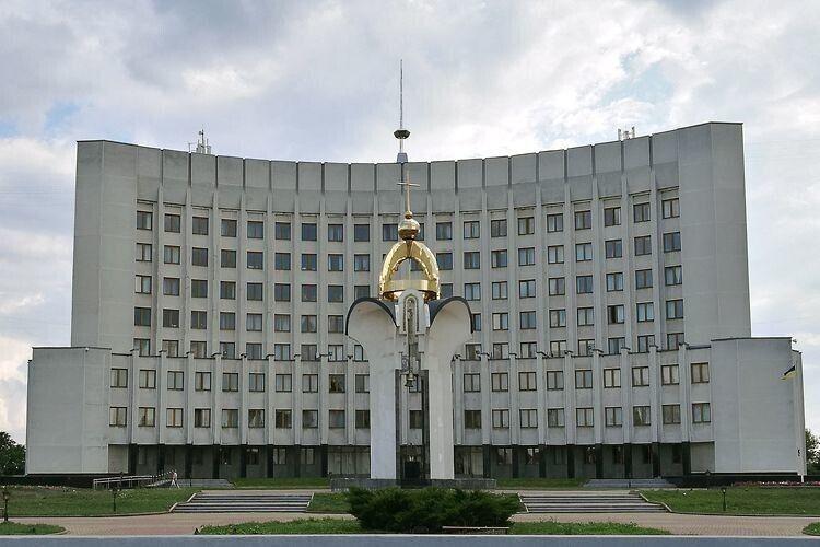 Сьогодні сесія Волинської обласної ради