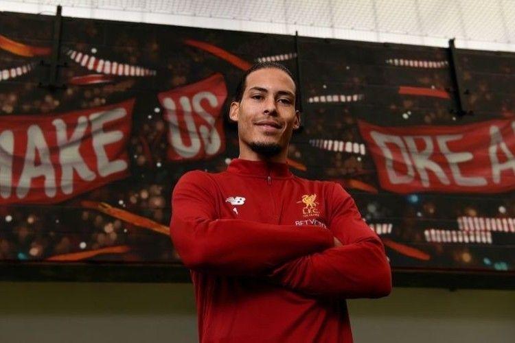 Англійський «Ліверпуль» представив найдорожчого захисника в історії футболу