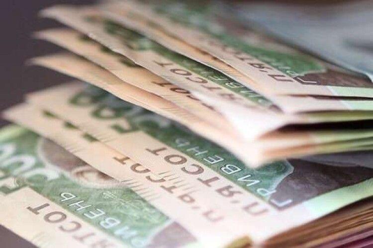 За рік реальна зарплата волинян зросла на 6%