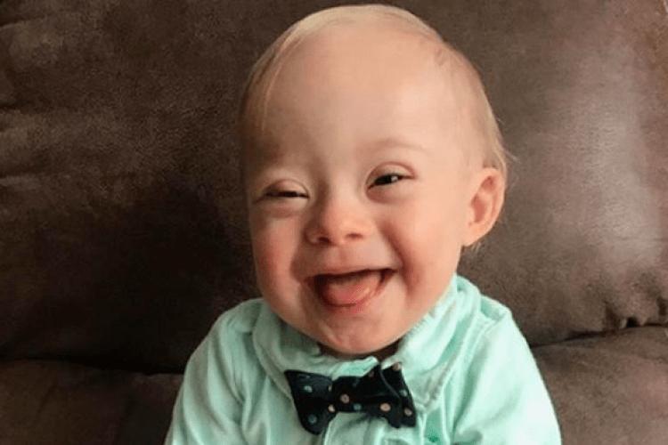 Хлопчик із синдромом Дауна став обличчям компанії Gerber
