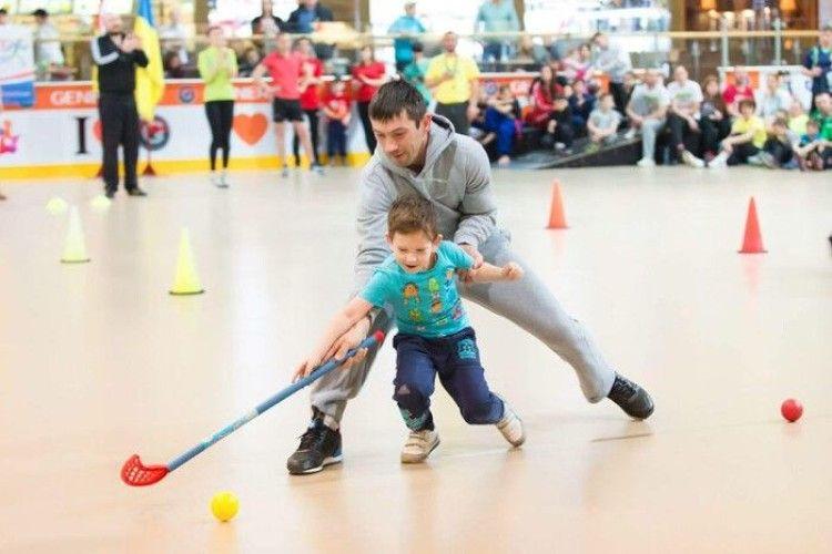 У Луцьку відбудеться фестиваль «Тато, мама, я — спортивна сім'я»